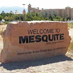 Mesquite Nevada rentals banner image