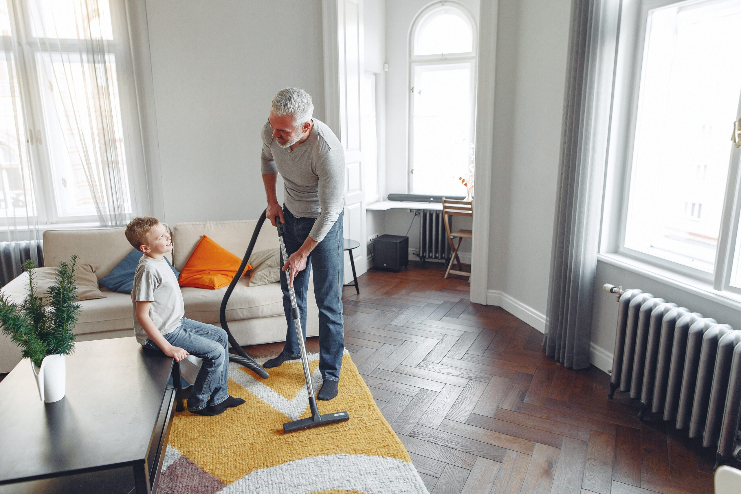 4 Steps to Preserve Rental Home Carpet