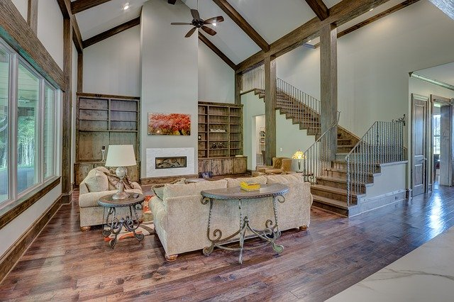 HVAC Hints for High Ceilings